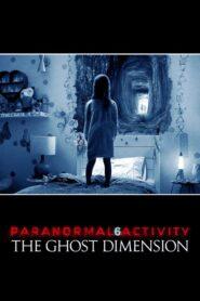 Paranormal Activity: Inny wymiar lektor pl