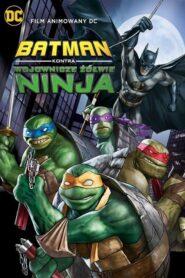 Batman kontra Wojownicze Żółwie Ninja lektor pl