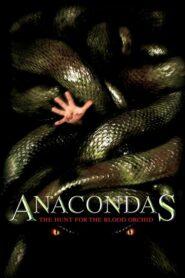 Anakondy – Polowanie na Krwawą Orchideę lektor pl