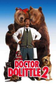 Doktor Dolittle 2 lektor pl