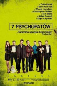 7 psychopatów lektor pl