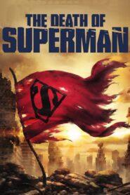 The Death of Superman lektor pl