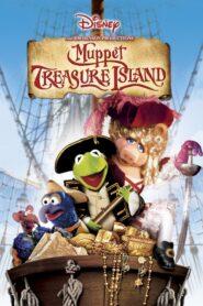 Muppet Treasure Island lektor pl