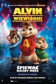 Alvin i wiewiórki lektor pl