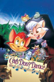 Koty nie tańczą lektor pl