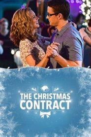 The Christmas Contract lektor pl