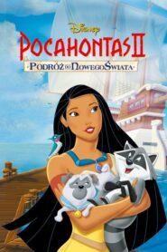 Pocahontas II: Podróż do Nowego Świata lektor pl