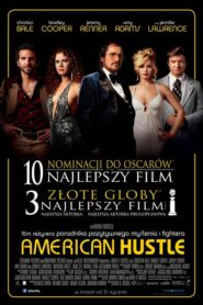 American Hustle lektor pl