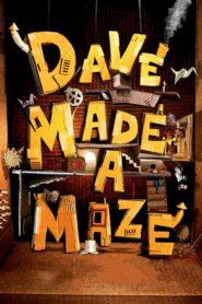 Dave Made a Maze lektor pl