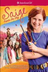 An American Girl: Saige Paints the Sky lektor pl