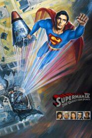 Superman IV lektor pl
