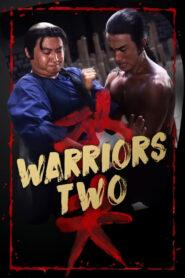 Warriors Two lektor pl