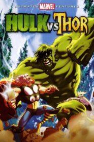 Hulk vs. Thor lektor pl