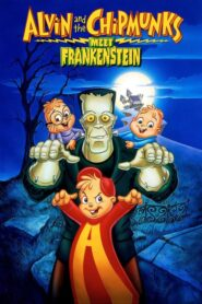 Alvin and the Chipmunks Meet Frankenstein lektor pl
