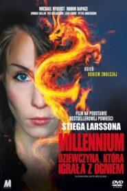 Millennium: Dziewczyna, która igrała z ogniem lektor pl