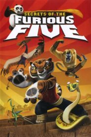Kung Fu Panda: Sekrety Potężnej Piątki lektor pl