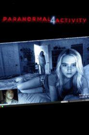 Paranormal Activity 4 lektor pl