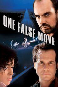 One False Move lektor pl