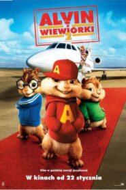 Alvin i wiewiórki 2 lektor pl