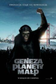 Geneza Planety Małp lektor pl