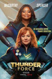 Thunder Force lektor pl
