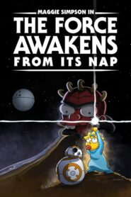 Maggie Simpson in The Force Awakens from Its Nap lektor pl