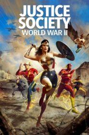 Justice Society: World War II lektor pl